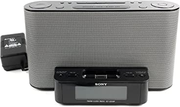 sony docking station clock radio