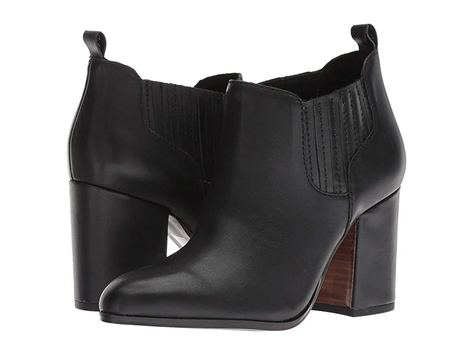 Kelsi Dagger Brooklyn West Ankle Bootie (Black) Women