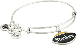 Color Infusion Pittsburgh Steelers Football II Bangle
