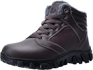 Men Snow Boots Anti-Slip Waterproof Outdoor Winter Shoes - coolthings.us