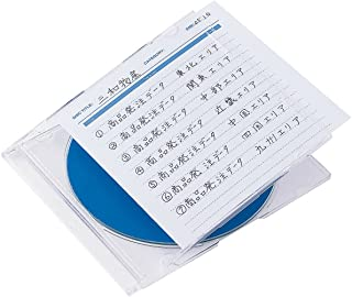 サンワサプライ 手書き用インデックスカード(つやなし・増量) 120×120mm 50シート入り JP-IND6N-50