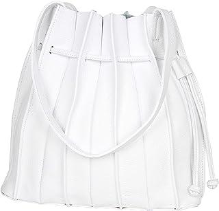 AmbraModa GL034 - Borsa a mano borsa a spalla borsa toto da donna in vera pelle