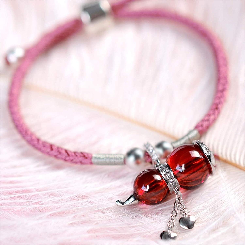 Plztou Feng Shui Max 54% OFF Wealth Bracelet Natur Sterling for overseas Silver Women