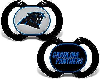 Carolina Panthers 2-pk Pacifier Set