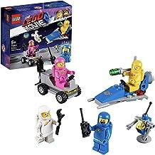 LEGO La LEGO Película 2 - Equipo Espacial de Benny, set de aventuras para construir con nave y vehículo de juguete (70841) , color/modelo surtido