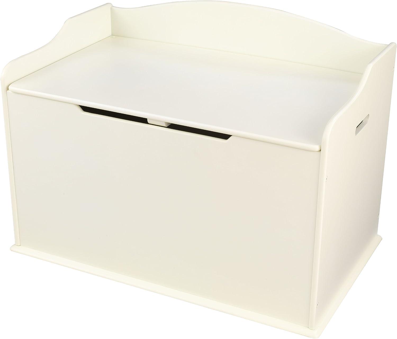 KidKraft Austin Toy Box Vanilla