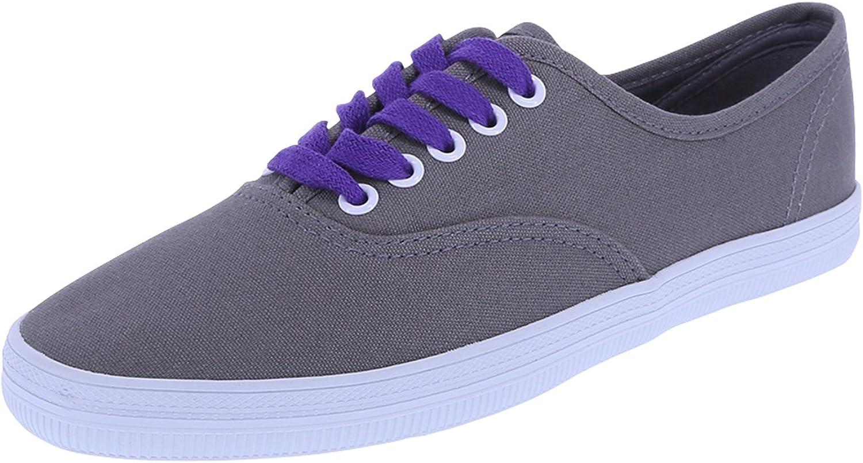 City sneaks Women's Grey Women's Bal Sneaker 8.5 Regular