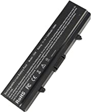 AC Doctor INC 6-Cell 11.1V 5200mAh Black Laptop Battery Replacement for Type K450N J399N G555N Dell Inspiron 1525 1545 1750 New
