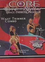 CORE Rhythms Dance Exercise Program, Waist Trimmer Combo, Latin Dance Made Easy, Salsa Blast / Merengue Mania