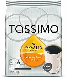 Gevalia Morning Roast Coffee 5 pack