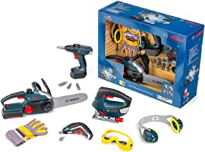 Best bosch large toy power tools 14-piece set Reviews
