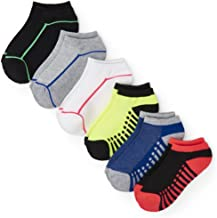 The Children's Place Big Boys' 4876 Ankle Socks (Pack of 6)
