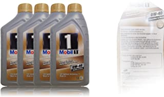 Mobil 1 New Life 0W-40 4x1 Liters