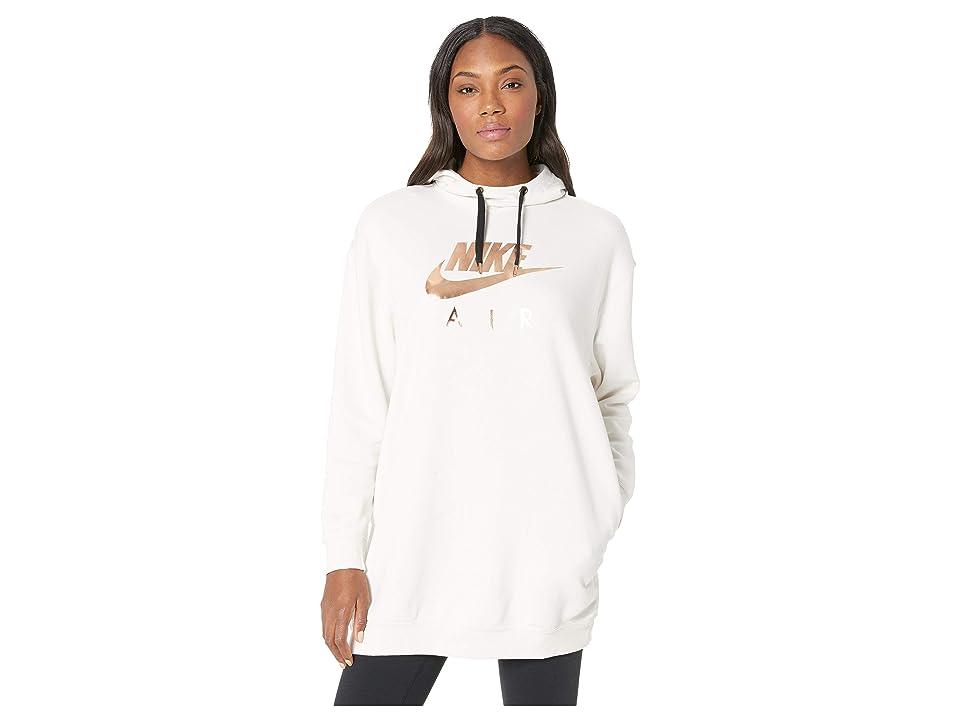 Nike Nike Sportswear Air Hoodie Oversize (Phantom/Black) Women
