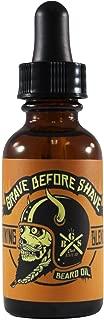 Grave Before Shave Viking Blend Beard Oil 4 oz. BIG BOTTLE