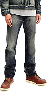 (ステュディオ・ダ・ルチザン) Studio D'artisan D1769U リアルエイジングジーンズ メンズ タイトストレート デニムパンツ