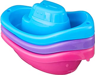 Munchkin Little Boat Train Toy (Pack of 6), 6count