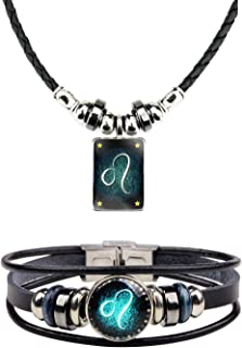 mens scorpio necklace