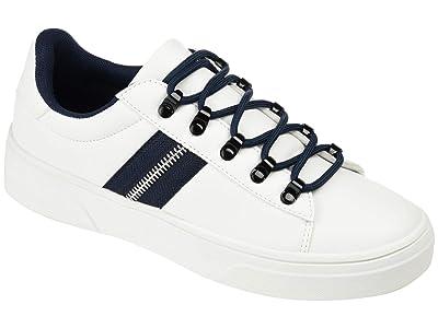 Journee Collection Comfort Foamtm Arden Sneaker (Navy) Women