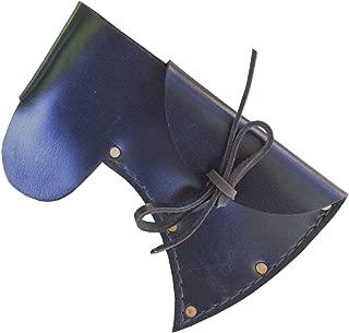 Throwing Tomahawk Sheath - Thrower Supply Brand Leather Hatchet Sheaths - Hand Made