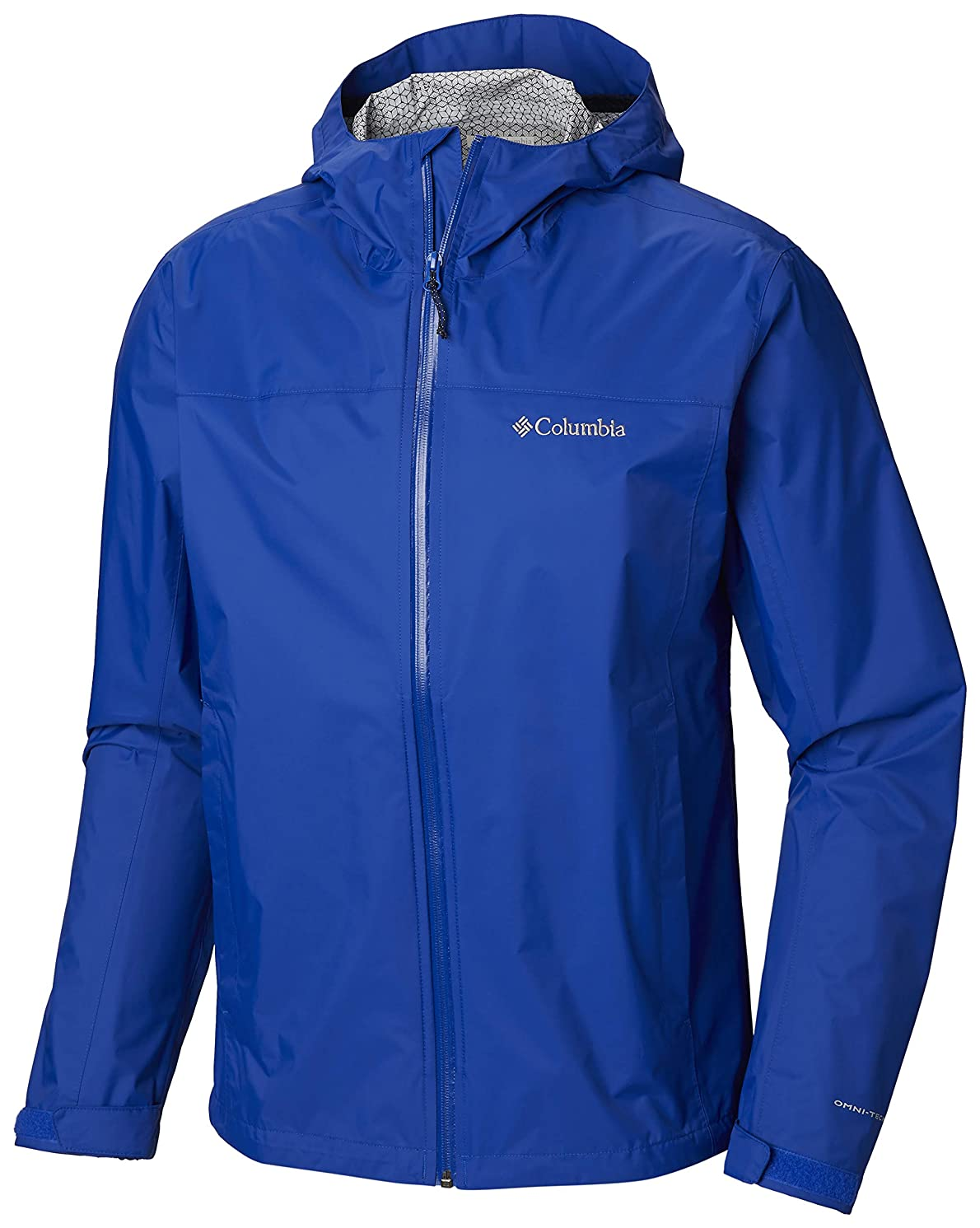 Columbia Men's EvaPOURation Rain Jacket, Waterproof and Breathable