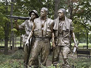 Vietnam Memorial Soldiers by Frederick Hart One of the most visited monuments in Washington DC is Harts heroic bronze statue The Three Soldiers Vietnam Veterans Memorial dedicated by President Ronald