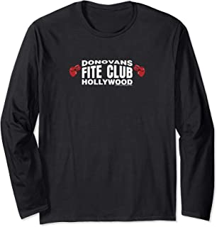 Ray Donovan Donovan's Fite Club Gloves Long Sleeve T-Shirt