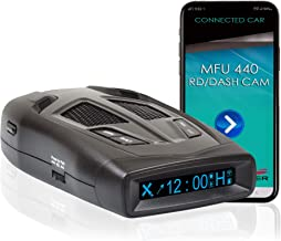 Whistler Mfu440 Multi-Functional Radar Detector with Fully Integrated Dash Camera – High Performance – Wi-Fi Enabled – iOS...