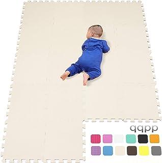 qqpp Alfombra Puzzle para Niños Bebe Infantil - Suelo de