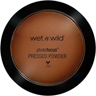 wet n wild Photo Focus Pressed Powder(packaging may vary), Cocoa, 7.5 Gram