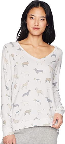 Raining Cat and Dogs Sweater