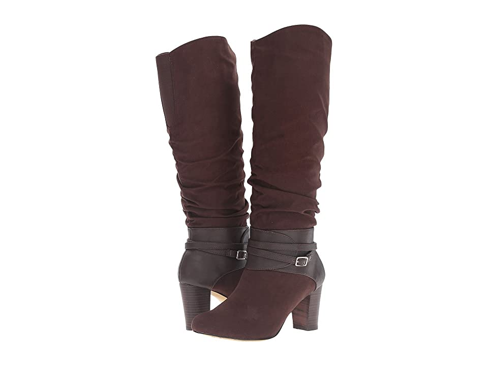 Bella-Vita Tabitha II (Brown Super Suede/Brown) Women