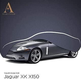 a prueba de viento Fundas para coche Funda para autom/óvil funciona con Jaguar X-TYPE  Uso alternativo dentro y fuera  A prueba de lluvia resistente a los rayos UV No inflamable a prueba de polvo