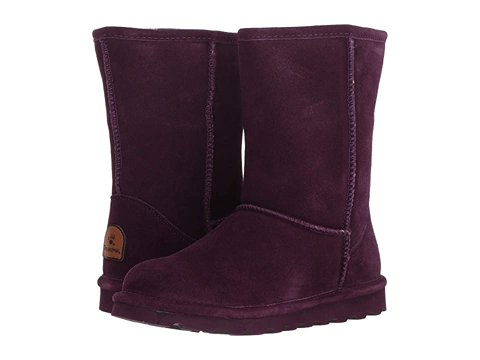 Bearpaw Elle Short (Plum) Women