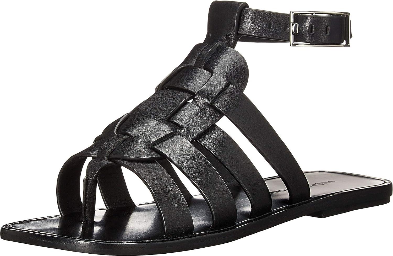 Sigerson Morrison Max 50% OFF Women's Latest item Ankle Strap Fisherman Sandal Flat