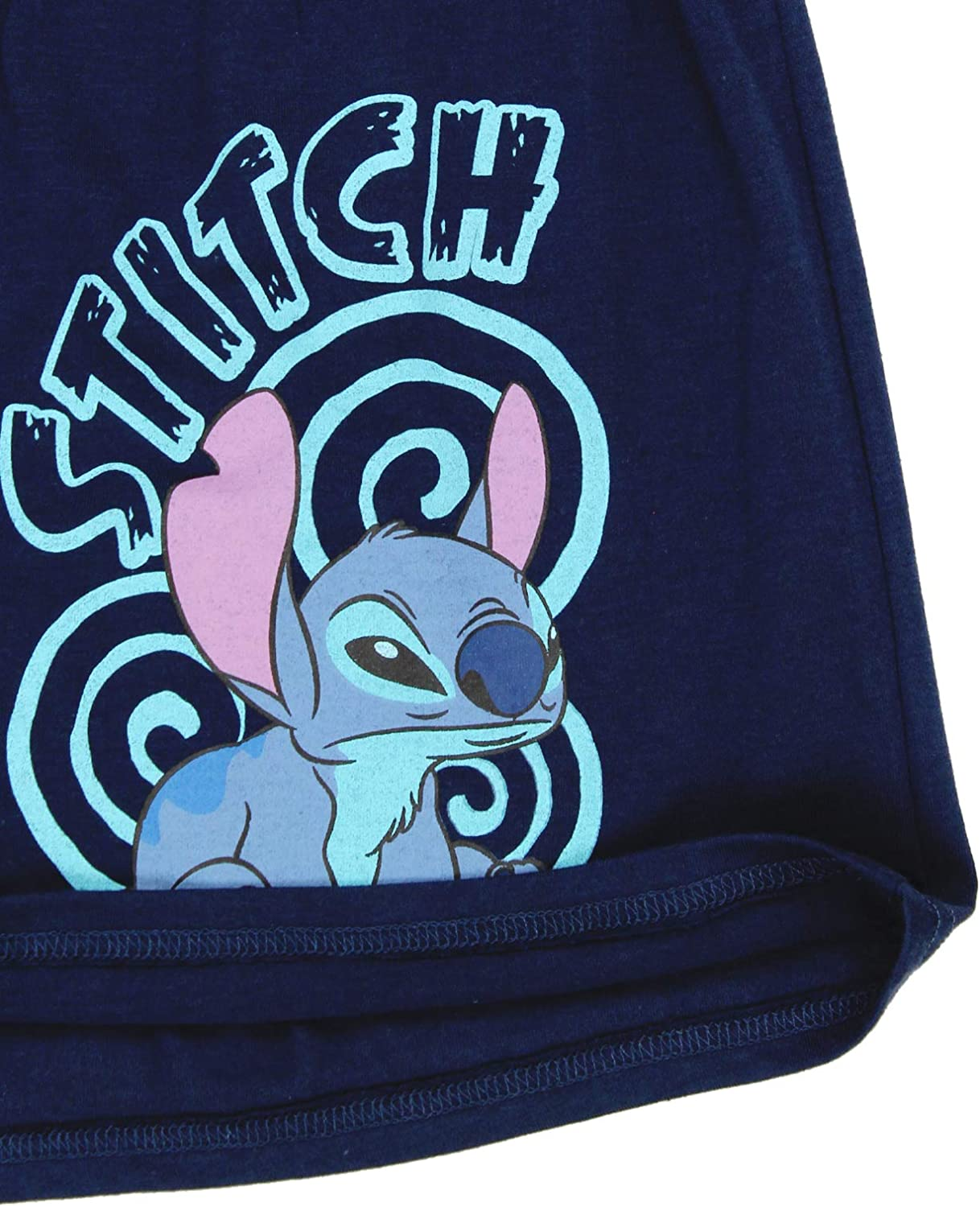 Disney Lilo and Stitch Mens Briefly Stated Boxer Shorts Underwear