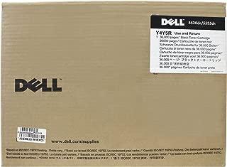 Dell Y4Y5R Toner Cartridge 5530dn/5535dn Laser Printers