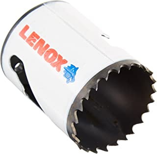 LENOX Tools Bi-Metal Speed Slot Hole Saw with T3 Technology, 1-5/8""