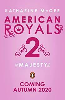 American Royals 2: Majesty (English Edition)