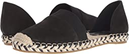Black/Black/White Wrap Nubuck