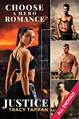 JUSTICE Plus All Endings: The Complete Set (Choose A Hero Romance™) Kindle Edition