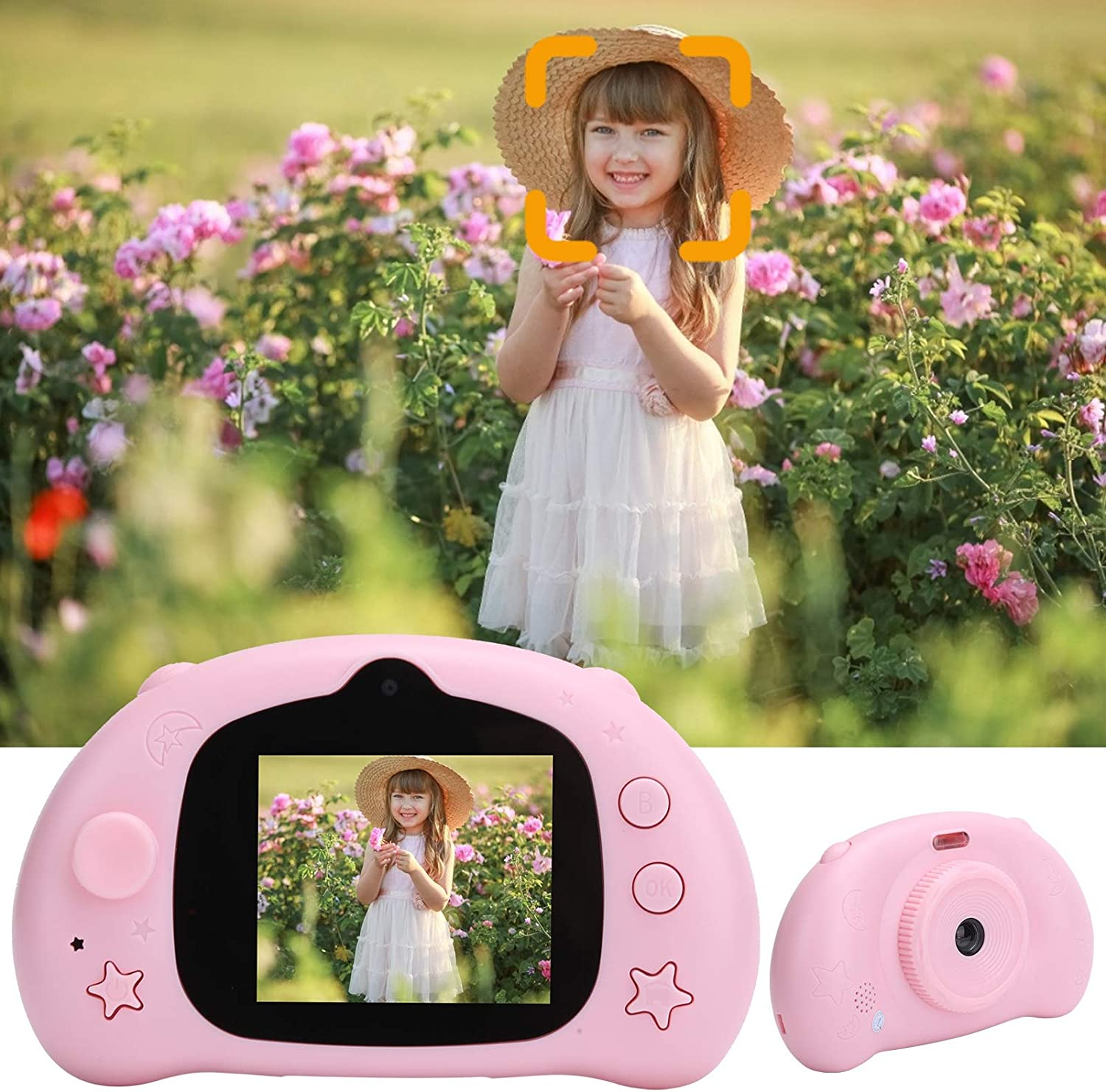 bizofft Kids Cheap mail Luxury goods order shopping Camera Good Partner Digital Came Simple Smooth and