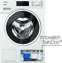 Miele WSG 663 WCS Frontlader Waschmaschine / 9 kg / automatisches Dosiersystem - TwinDos / Vorbügeln / Miele@home / Watercontrol-System / Hygiene-Option - AllergoWash / 1400 U/min / A