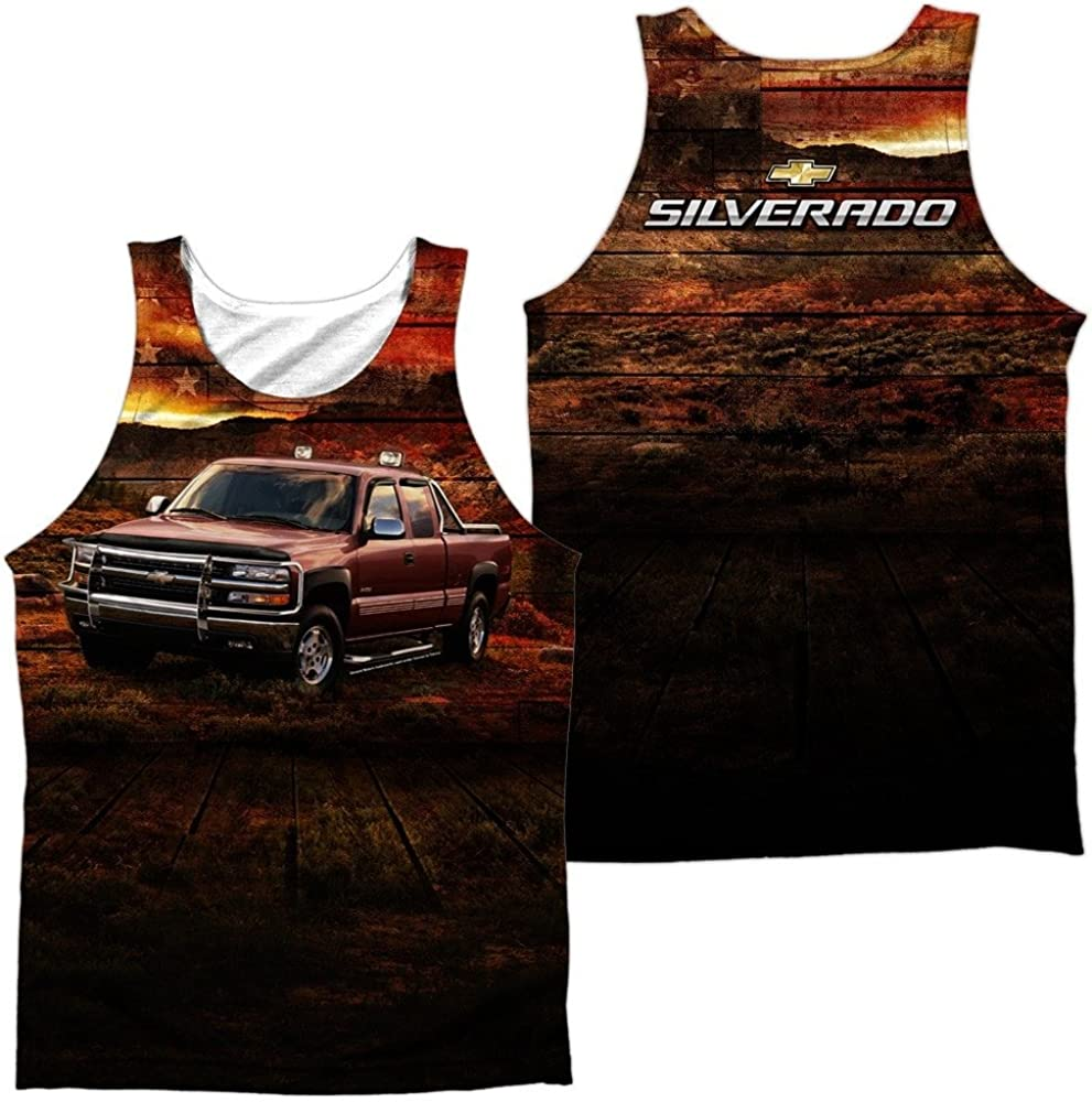 Chevy - Silverado in The Las Vegas Ranking TOP14 Mall Top Tank Adult Mud