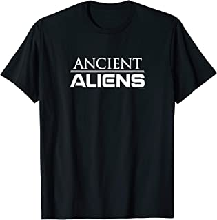 Ancient Aliens Logo Standard Tee - Official HISTORY Tee