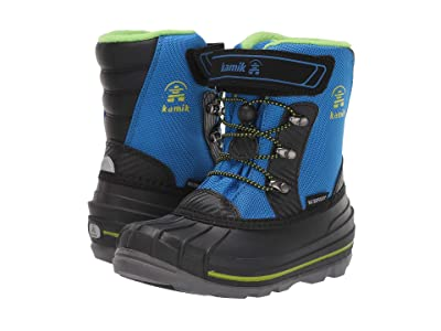 Kamik Kids Chuck (Little Kid/Big Kid) (Strong Blue) Boys Shoes