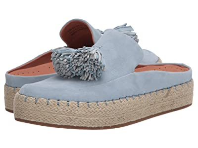 Gentle Souls by Kenneth Cole Rory Espadrille (Pale Blue) Women