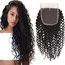 Best curly hair closure piece Reviews