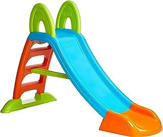Feber Slide Plus With Water 152Cm - Blue/Orange, 48 x 28 x 42 cm