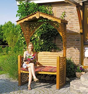 Suchergebnis auf Amazon.de für: Gartenbank Mit Dach
